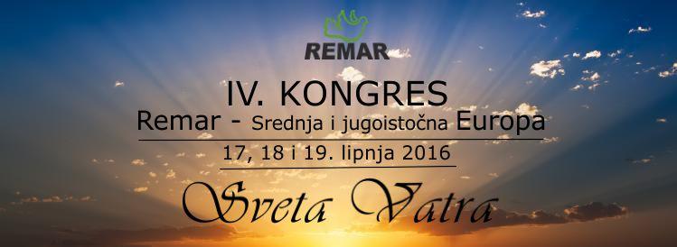4.Remar konferencija – srednja Europa 2016