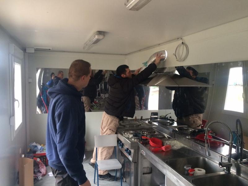 Postavljanje kuhinjskih elemenata