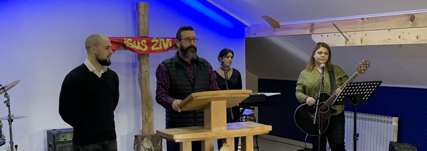 Vodstvo crkve