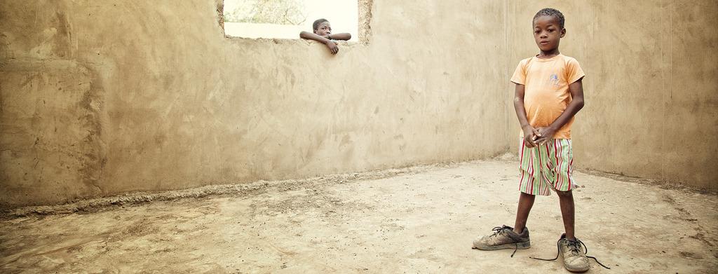 Gradnja škole u Burkina Faso